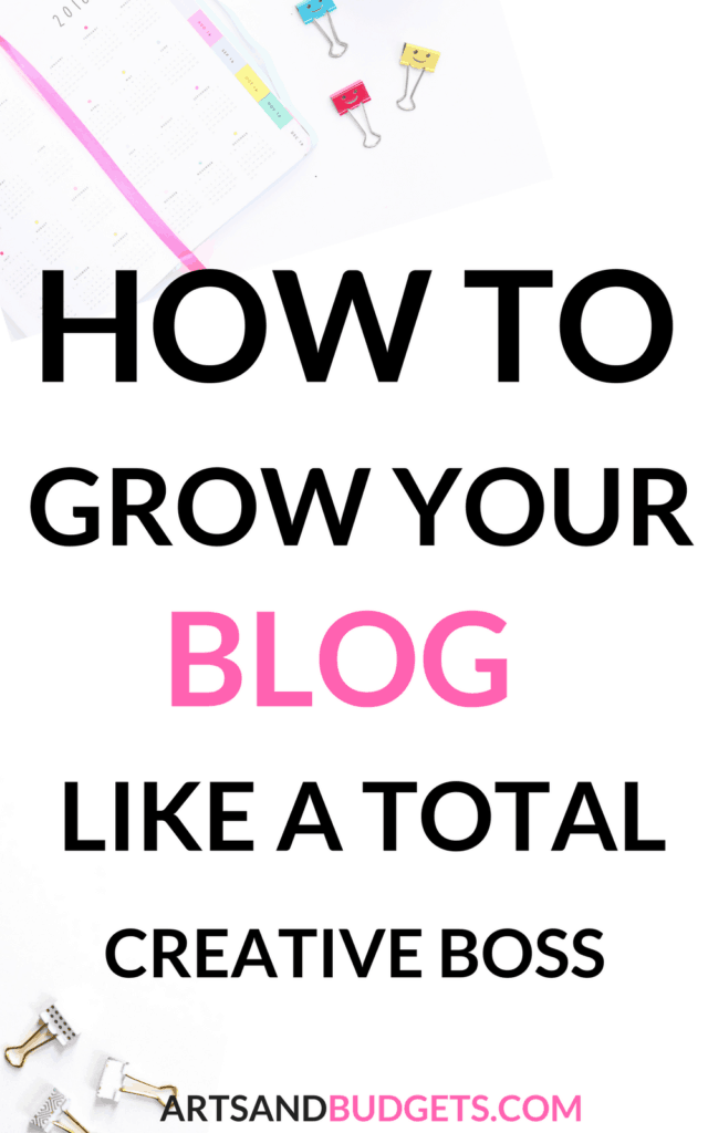 8 TIPS TO GROW YOUR BLOG TRAFFIC