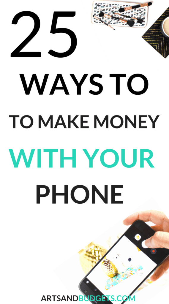 Ways To Make Extra Money With Your Phone