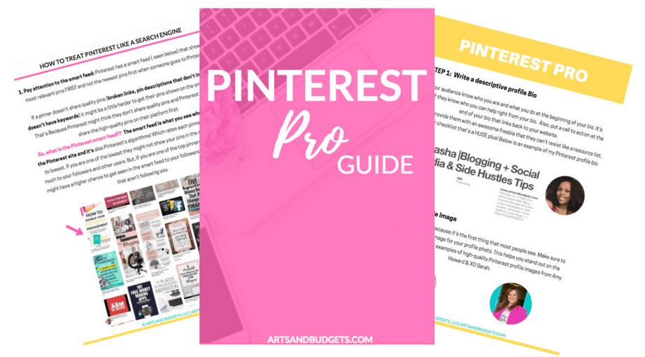 Pinterest Pro Guide