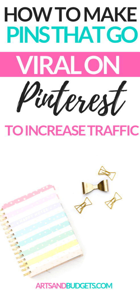 How to make Pinterest pins that go viral