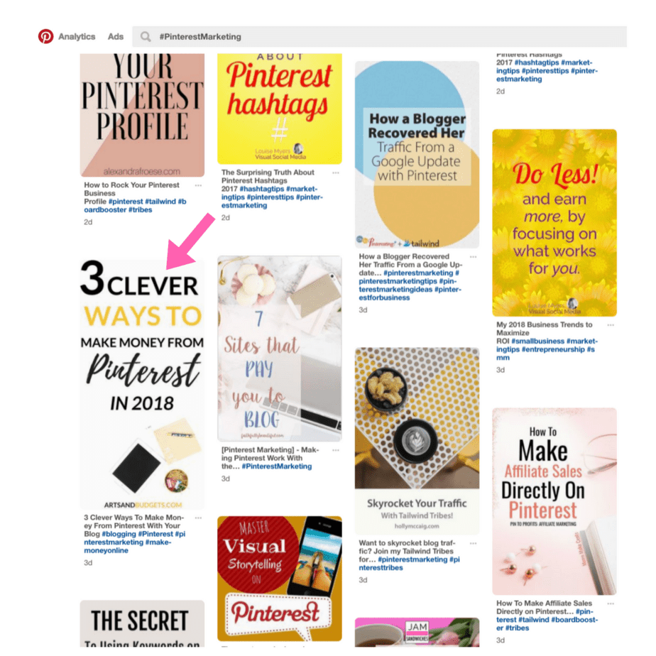 6 Tips To Make Your Pinterest Pins Go Viral - Arts and Budgets