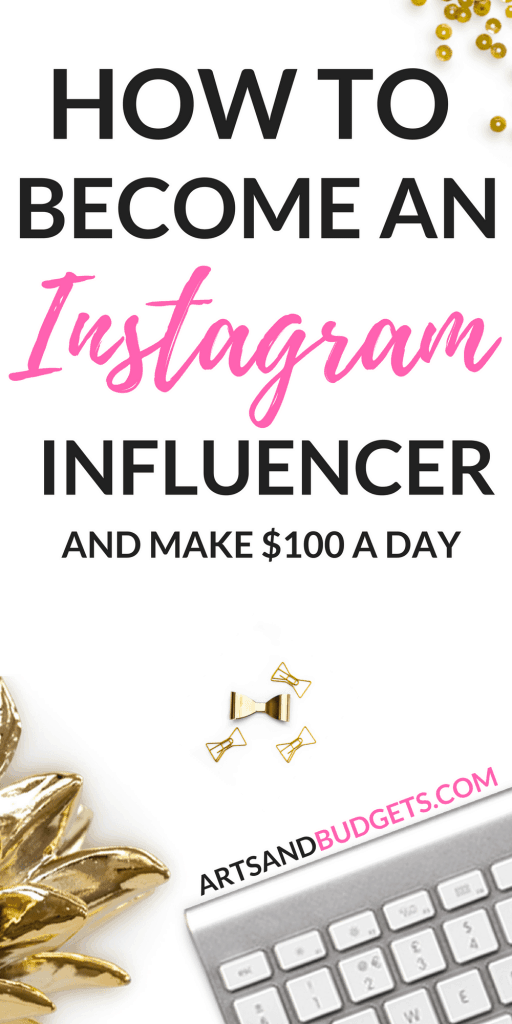Instagram Influencer and make money