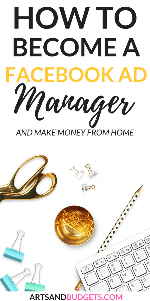 How To Make Money As A Facebook Ad Manager