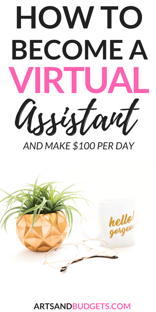 How To Become A Virtual Assistant and Make Money From Home