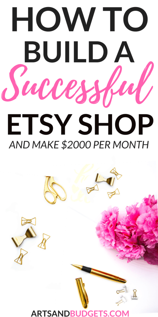 How to make money with A Etsy shop