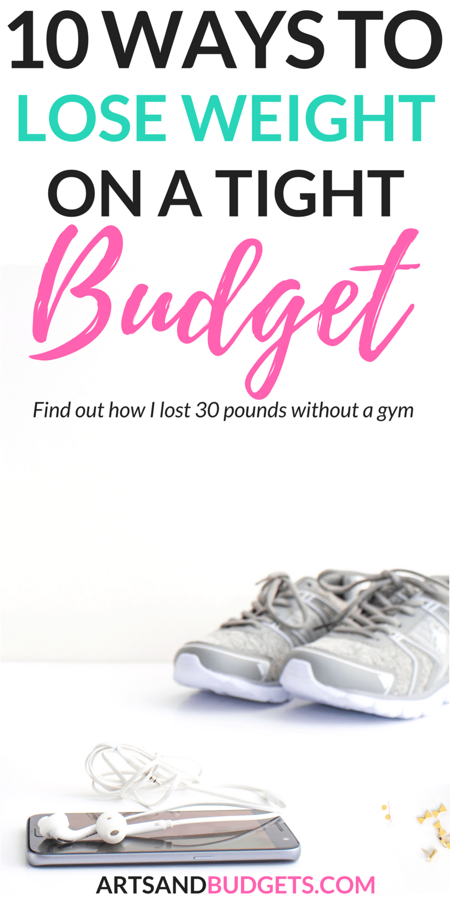 How to lose weight on a tight budget fast