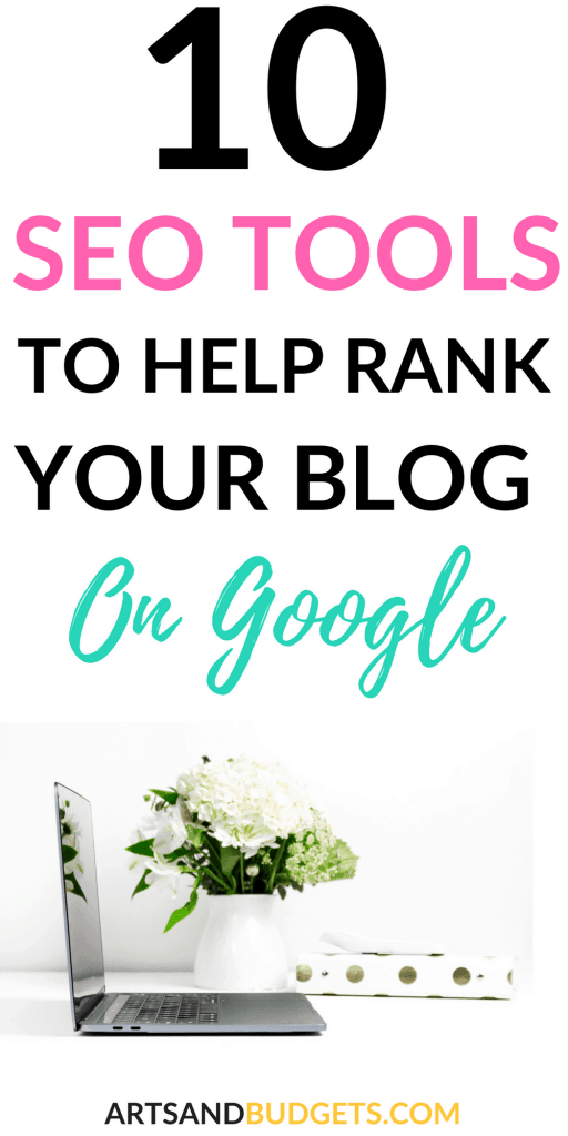 10 SEO tools to help rank your website on Google (1)