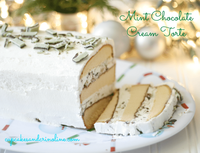 Chocolate-Mint-Cream-Torte