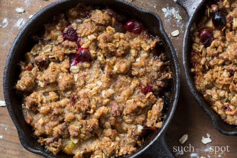 Pear-Cranberry-Apple-Crisp