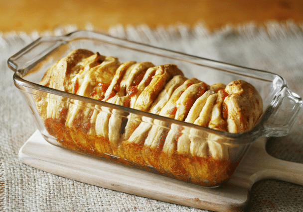 Pumpkin-Monkey-Bread-baked