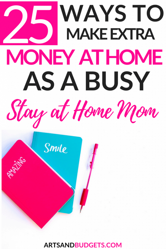 ways to make money from home (1)