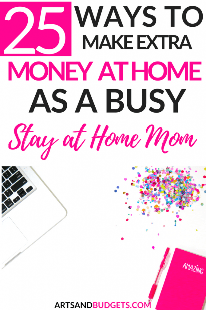 ways to make money from home guide