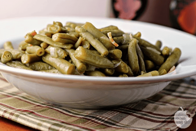 Cracker Barrel Copy Cat Country Style Green Beans