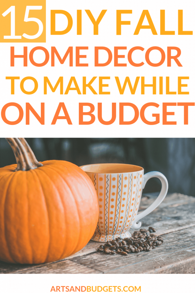 DIY Frugal Home Decor