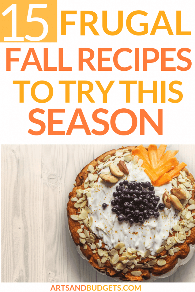 frugal fall recipes