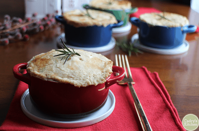 pot pie recipe