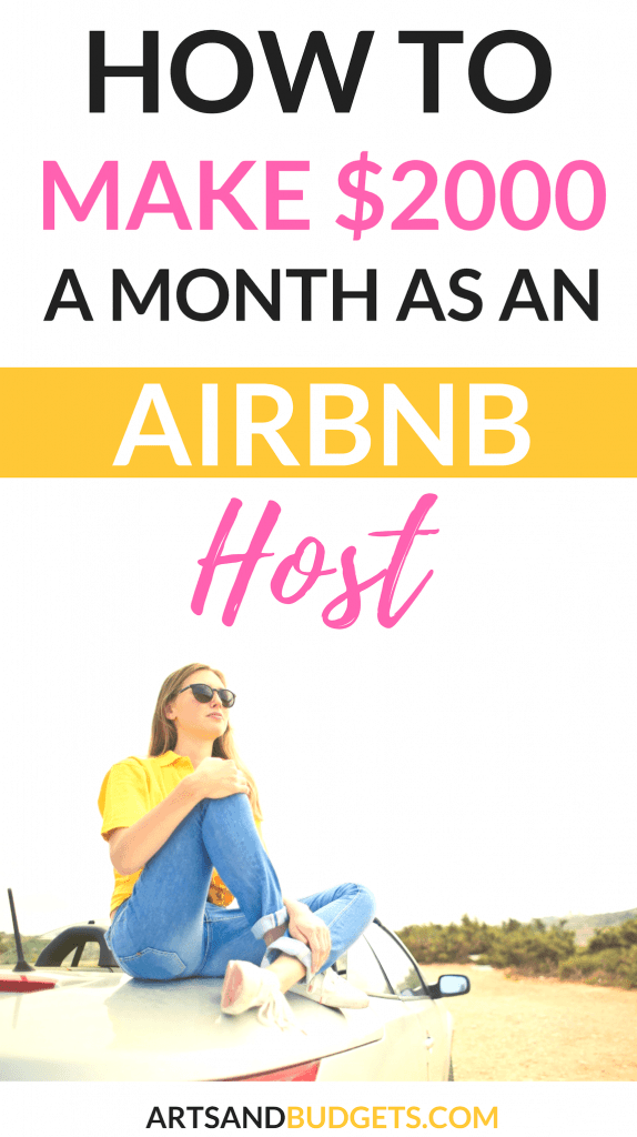 Make money as Airbnb host