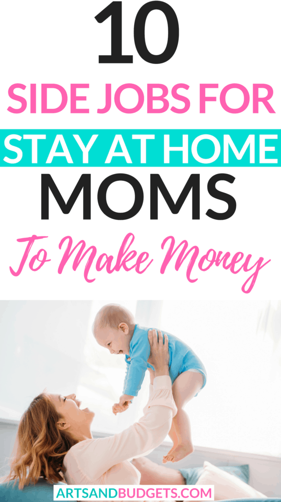 Jobs for stay at home moms (1)