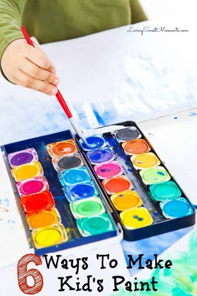 kid paint for cheap