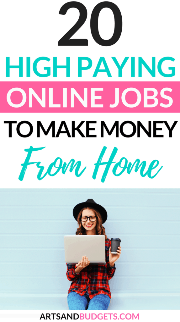 Superb 20 Best Online Jobs To Make Money And Work From Home Arts Beutiful Home Inspiration Aditmahrainfo