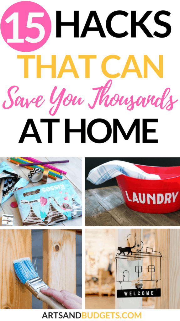 Hacks To Save Money At Home