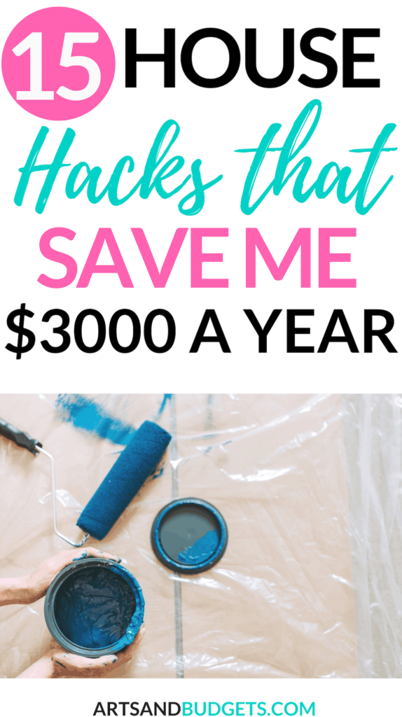 House Hacks To Save Thousands at Home