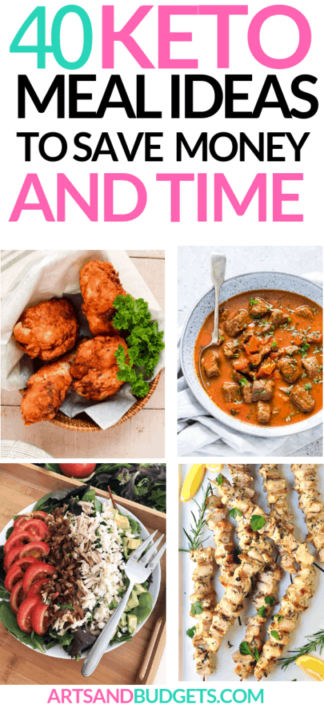 Keto Meal Ideas