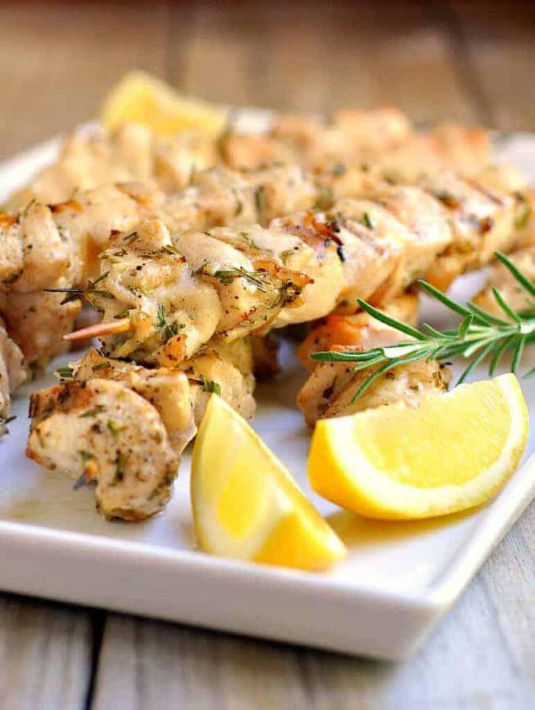 Garlic Chicken Keto