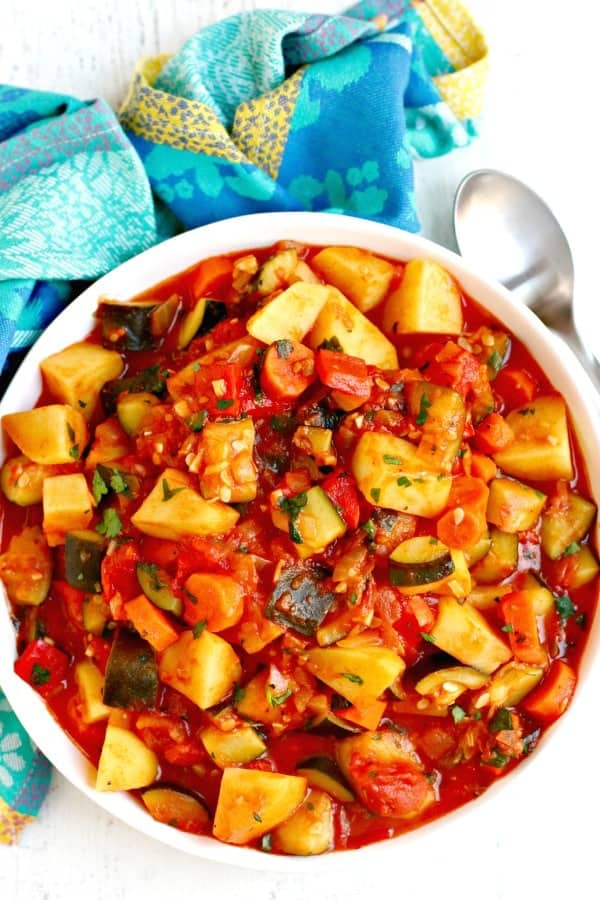 Zucchini-Stew-with-Potatoes