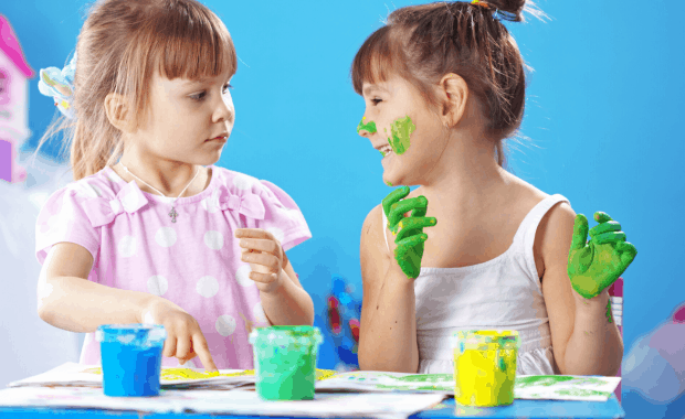 Indoor kid activities
