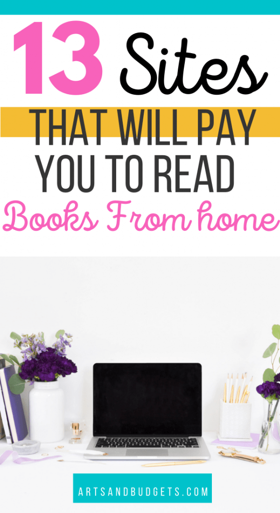 How to get paid to read books