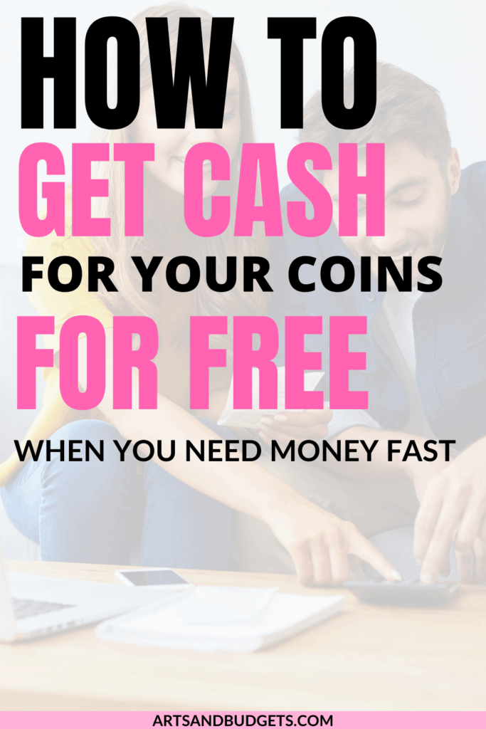 How to get coins for cash