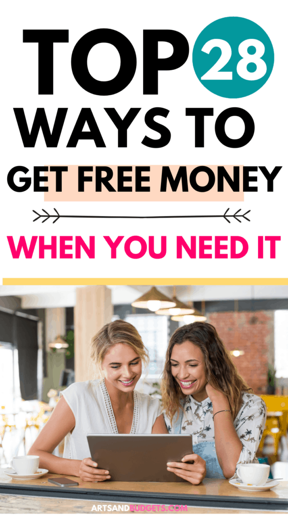 How To Earn Free Money Right Now