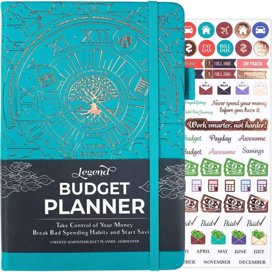 Legend Budget Planner