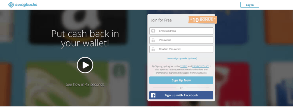 how to get free products to review with Swagbucks