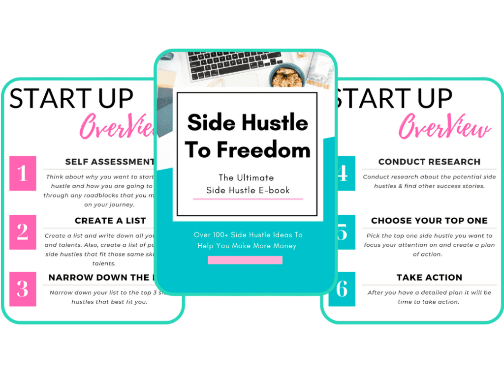 Side hustle to freedom